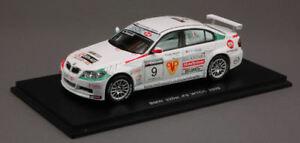 【送料無料】模型車 スポーツカー #スパークbmw 320 si 9 wtcc 2009 143 spark sp2504