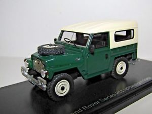 【送料無料】模型車 スポーツカー ボスランドローバーシリーズショーbos land rover series iii lightweight 1982 143 resin bos43670 best of show