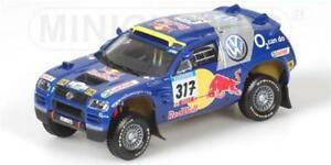 【送料無料】模型車 スポーツカー ダカールゴードンモデルvolkswagen touareg dakar 2005 r gordon 436055317 143 model