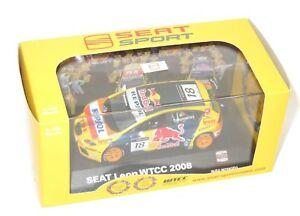 【送料無料】模型車 スポーツカー レッドブルレプソルレオンモンテイロツーリングカー143 red bull repsol seat leon wtcc 2008 tmonteiro  world touring car