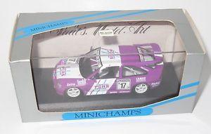【送料無料】模型車 スポーツカー フォードコスワースグアテマラカップエスコート143 ford escort cosworth adac gt cup 1993 rkelleners