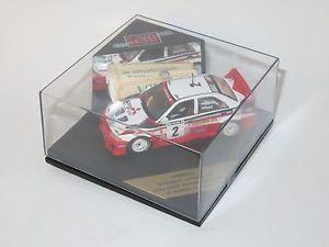 【送料無料】模型車 スポーツカー カリスマラリーバーンズ143 mitsubishi carisma winner rally gb 1999 rburns