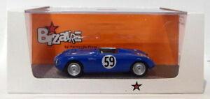 【送料無料】模型車 スポーツカー スケール#ルマンbizarre 143 scale resin bz468 panhard x84 59 le mans 1952