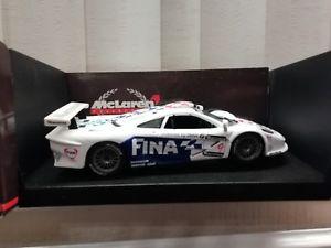 【送料無料】模型車 スポーツカー マクラーレンモータースポーツモデルレースカーbmw fina mclaren motorsport 118 model race car