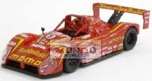 【送料無料】模型車 スポーツカー フェラーリモモモレッティルマンモデルferrari 333 sp momo moretti le mans 1998 430987603 143 model
