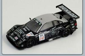 【送料無料】模型車 スポーツカー 143スパークリスターgts fiagt2005ハリデー143 spark lister storm gts fia gt 2005 keen halliday