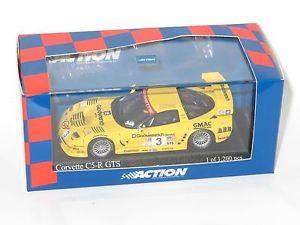 【送料無料】模型車 スポーツカー シボレーコルベットセブリングクラス143 chevrolet corvette c5r gts sebring 12 hrs 2002  gts class winners