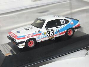 【送料無料】模型車 スポーツカー フォードカプリエッソスパ#ウッドマンクラーク143 ford capri mk3 30s esso 24 hrs spa 1981 33  woodman buncombe clark