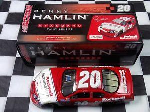 【送料無料】模型車 スポーツカー デニーハムリン#ロックウェルオートメーションアクションスケールカー