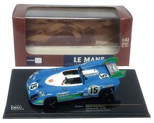【送料無料】模型車 スポーツカー ネットワーク#ルマンヒルスケールixo lm1972 matra simca ms670 15 le mans winner 1972 hillpescarolo 143 scale