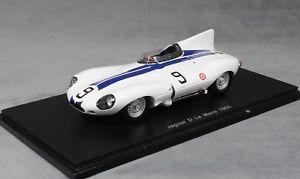 【送料無料】模型車 スポーツカー スパークジャガータイプルマンフィルウォルターズウィリアムスピアspark jaguar dtype le mans 1955 phil walters amp; william spear s2132 143