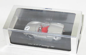 【送料無料】模型車 スポーツカー ロータス#スウェーデンスターリングモス143 lotus 19 1 winner karlskoga sweden 1960  stirling moss