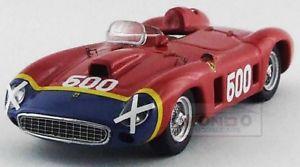 【送料無料】模型車 スポーツカー フェラーリクモ#ミッレミリアファンジオアートモデルアートferrari 290mm spider 600 mille miglia 1956 jmfangio art model 143 art339 mod