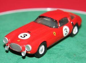 【送料無料】模型車 スポーツカー グランプリモデルフェラーリクーペルマンモデルカーhand built 143 grand prix models ferrari 375 340mm coupe le mans 1953 model car