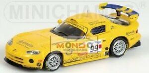 【送料無料】模型車 スポーツカー ダッジgtsrクラークカニングハム1999400991499 143モデルダイカストdodge viper gtsr clark cunningham 1999 400991499 143 model diecast