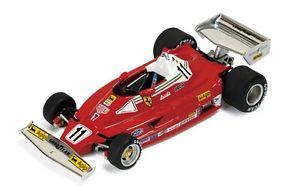 【送料無料】模型車 スポーツカー フェラーリラストーリアコレクションフェラーリドイツラウダferrari la storia 143 collection ferrari 312 t2 winner german gp 1977 nlauda