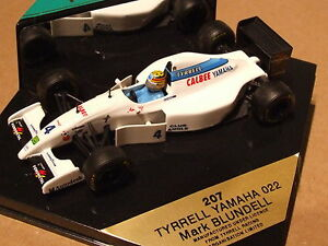 【送料無料】模型車 スポーツカー onyx 143f1 tyrrellヤマハ022 1994mブランデルonyx 143 scale f1 tyrrell yamaha 022 1994 m blundell
