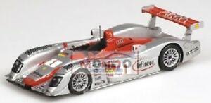 【送料無料】模型車 スポーツカー アウディr8 2ndセブリング2002ビーラピロ400021391 143モデルダイカストaudi r8 2nd sebring 2002 biela pirro 400021391 143 model diecast