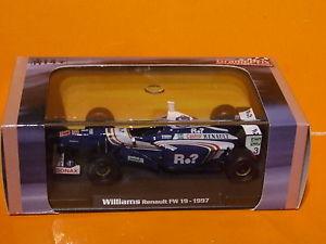 【送料無料】模型車 スポーツカー 143f1 williams renault fw19 1997ジャックビルヌーブatlas 143 scale f1 williams renault fw 19 1997 jacques villeneuve
