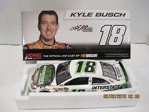 【送料無料】模型車 スポーツカー #kyle busch 18 2013 interstate all batteries 006 124