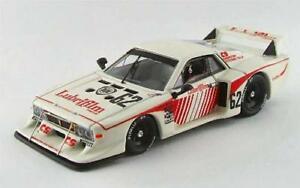 【送料無料】模型車 スポーツカー ランチアベータモンテカルロシルバーストーンモデルlancia beta montecarlo silverstone 1981 gabbianischon 143 best be9542 model