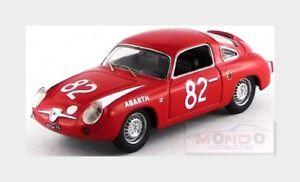 【送料無料】模型車 スポーツカー フィアットアバルト#キロニュルブルクリンクベストモデルfiat 850 abarth zagato 82 winner 500km nurburgring 1960 best 143 be9669 model