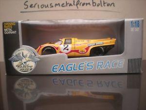 【送料無料】模型車 スポーツカー レースポルシェ#キャラ listingeagles race porsche 917k 2 9 hrs of kyalami 118