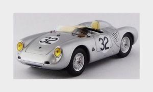 【送料無料】模型車 スポーツカー ポルシェスパイダー#ルマンビューフォートベストメートルporsche 550rs spider 32 le mans 1958 godin de beaufort linge best 143 be9695 m