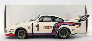 【送料無料】模型車 スポーツカー コンティモデル143222 ポルシェターボ9351マティーニconti models 143 scale 222 porsche turbo 935 1 martini