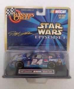 【送料無料】模型車 スポーツカー nascar star wars episodeオンjeff gordon1999collector car chevrolet boxednascar star wars episode one jeff gordon 1999 colle