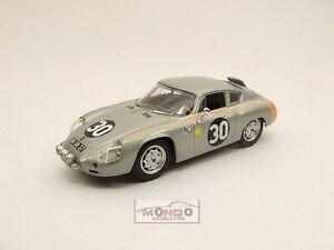【送料無料】模型車 スポーツカー ポルシェabarthルマン1962 pon143 be9387モデルカーダイカストporsche abarth le mans 1962 pon best 143 be9387 model car diecast