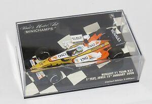 【送料無料】模型車 スポーツカー 143ingルノーf1チームr27ヘレステスト2008フェルナンドアロンソ143 ing renault f1 team r27 jerez test 2008 fernando alonso