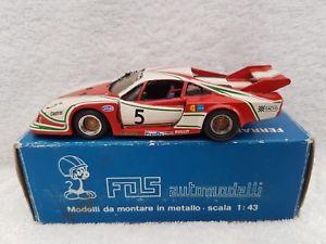 【送料無料】模型車 スポーツカー fds 143 hand built5 ferrari308gtb bi turbo gr5 1980fds 143 hand built 5 ferrari 308 gtb bi turbo gr5 1980