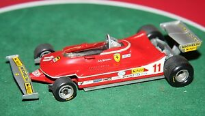 【送料無料】模型車 スポーツカー #フェラーリジョディシェクターホワイトメタルモデル