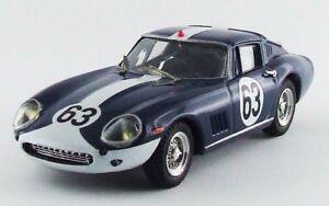 【送料無料】模型車 スポーツカー フェラーリスパ#ベストモデルferrari 275 gtb4 spa 1967 vesteygaspar 63 best 143 be9611 model