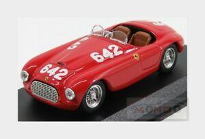 【送料無料】模型車 スポーツカー フェラーリ166mm barchetta642ミルミグリア1949taruffi nicolini art 143 art397ferrari 166mm barchetta 642 mille miglia 1949 taruffi nico