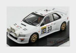 【送料無料】模型車 スポーツカー ポルトガル1998 trofeu 143 rral54スバルimpreza wrc33バージョンsubaru impreza wrc 33 night version rally of portugal 1998 trofeu 143 rral