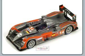 【送料無料】模型車 スポーツカー アウディ#ルマンスパークaudi r 10 14 le mans 2010 143 spark sp2564