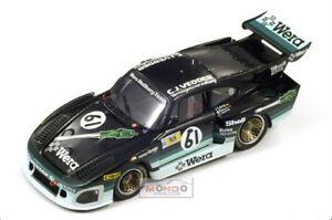 【送料無料】模型車 スポーツカー ポルシェ#ルマンスパークモデルporsche k 3 61 le mans 1981 143 spark sp2059 model