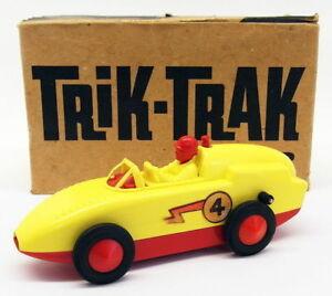 【送料無料】模型車 スポーツカー モデルビンテージレースカースポットspot on models appx 17cm long sp15618 vintage trik trak racing car
