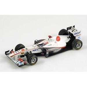 【送料無料】模型車 スポーツカー ザウバーフェラーリグランプリ143 sauber c30 ferrari  china grand prix 2011 kkobayashi