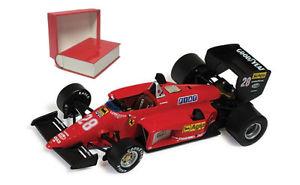 【送料無料】模型車 スポーツカー ネットワークフェラーリ#ブラジルレネスケールixo sf2485 ferrari 15685 28 brazilian gp 1985 rene arnoux 143 scale