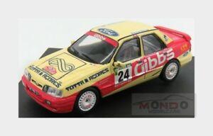 【送料無料】模型車 スポーツカー フォードシエラコスワース#ラリーポルトガルモデルford sierra cosworth 4x4 24 12th rally portugal 1991 trofeu 143 trmpn223 model