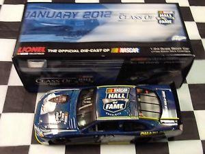 【送料無料】模型車 スポーツカー グレンウッド12 nhofクラス2012アクションnibフラッシュコートnascarホールglen wood 12 nhof class of 2012 action nib flashcoat color nascar hall fame