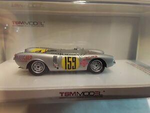 【送料無料】模型車 スポーツカー ポルシェ550クーペ*クリン1953カレラpanamericana iv159* 143porsche 550 coupe * kling 1953 carrera panamericana iv 159 * 143 true scale