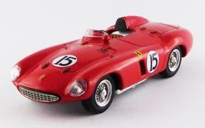 【送料無料】模型車 スポーツカー フェラーリ750モンツァトロフィー1954サンザシ15モデル143 art354ferrari 750 monza winner tourist trophy 1954 hawthorn 15 art model 143 art354