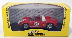 【送料無料】模型車 スポーツカー アートモデルスケールアートフェラーリセブリングロドリゲスart model 143 scale art177 ferrari 330p sebring prodriguez