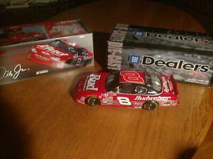 【送料無料】模型車 スポーツカー デイルアーンハートジュニア#バドワイザーレースモンテカルロdale earnhardt jr 8 budweiser richmond race 124 2000 monte carlo rookie car