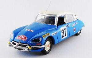 【送料無料】模型車 スポーツカー シトロエンモンテカルロヴィンセント#リオリオモデルcitroen ds 21 monte carlo 1970 pouderouxvincent 27 rio 143 rio4514 model