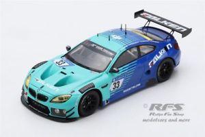 【送料無料】模型車 スポーツカー グアテマラニュルブルクリンクホークスモータースポーツスパークbmw m6 gt3 24h nrburgring 2018 hawks motorsports 143 spark sg 411